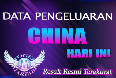 DATA KELUARAN TOGEL CHINA